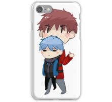 He's portable iPhone Case/Skin