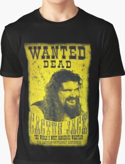 Cactus Jack Poster Graphic T-Shirt