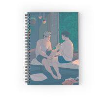 First-timer Spiral Notebook