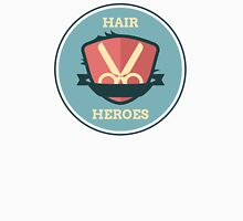 Hair Heroes Emblem Mens V-Neck T-Shirt