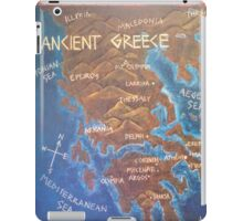 Map of Ancient Greece iPad Case/Skin