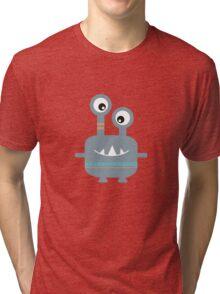 Little Monster Man Tri-blend T-Shirt