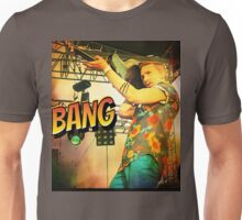 Chap Stique the Zombie Hunter Unisex T-Shirt