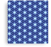 Gothic Blue Canvas Print