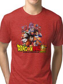 Dragon Ball Super Anime Icon Tri-blend T-Shirt