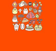 ghibli collage Unisex T-Shirt