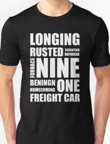 Trigger words Unisex T-Shirt