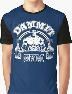 Dammit Gym Graphic T-Shirt