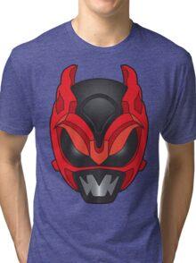 Psycho Red Ranger Tri-blend T-Shirt