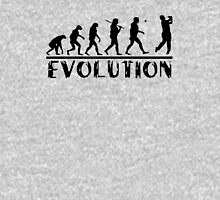 Golf Evolution funny Unisex T-Shirt