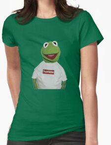 Kermit Womens Fitted T-Shirt