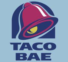 Taco Bae Kids Tee