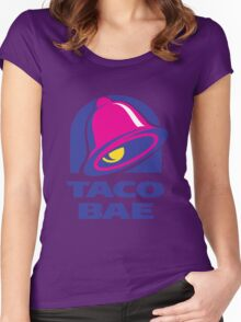 Taco Bae Women's Fitted Scoop T-Shirt