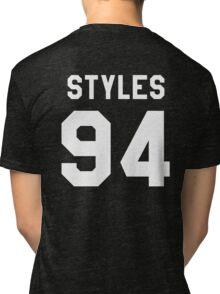 transparent black Tri-blend T-Shirt