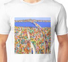 Metro Zen Unisex T-Shirt