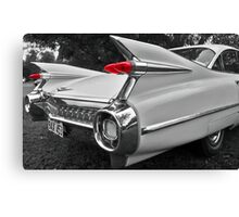 Rear End... Canvas Print