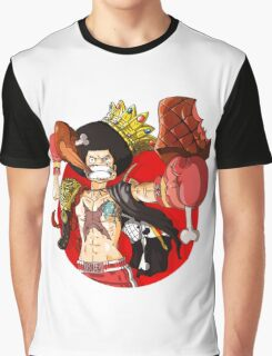 Afro Pirate King! Graphic T-Shirt