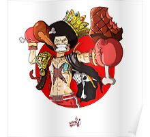 Afro Pirate King! Poster