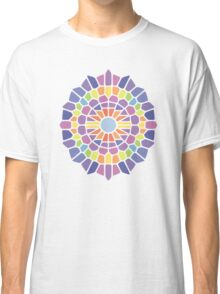 Supernova explosion - Voronoi Classic T-Shirt