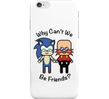 Sonic & Dr.Robotnik iPhone Case/Skin