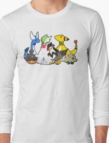 my team Long Sleeve T-Shirt