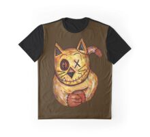 Chip the Cat Graphic T-Shirt