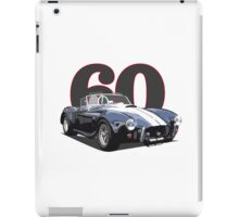 1960 AC Cobra, `Classic Car iPad Case/Skin