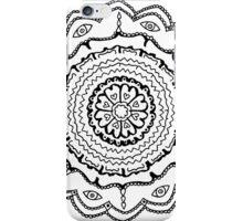 Evil Eye Mandala iPhone Case/Skin