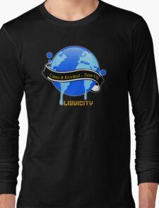 Camo & Krooked Liquicity Long Sleeve T-Shirt
