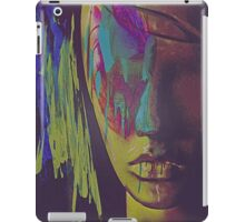 Judgement Figurative Abstract Portrait iPad Case/Skin