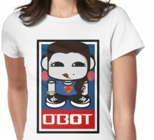 Naka Do'bot 2.0 Womens Fitted T-Shirt
