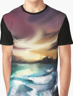 Magic Seascape Graphic T-Shirt