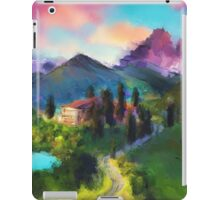 Mountain Valley iPad Case/Skin