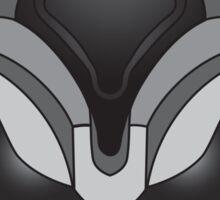 Psycho Silver Ranger Sticker