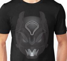Psycho Black Ranger Unisex T-Shirt