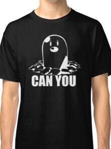 Diglett Pokemon Classic T-Shirt