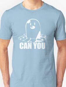Diglett Pokemon Unisex T-Shirt