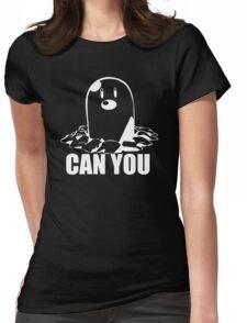 Diglett Pokemon Womens Fitted T-Shirt