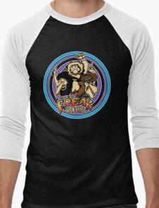 Fabulous Furry Freak Brothers! Men's Baseball ¾ T-Shirt