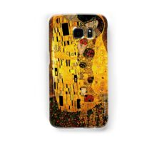 Gustav Klimt The Kiss Samsung Galaxy Case/Skin