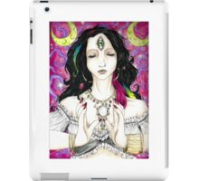 Wicca Thoughts iPad Case/Skin