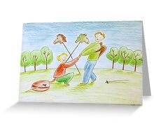A Partner Greeting Card