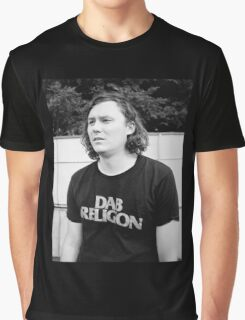 "Brian Sella (The Front Bottoms) ""Dab Religion"" Graphic T-Shirt"