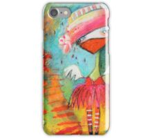 Brolgas Are Dancing iPhone Case/Skin