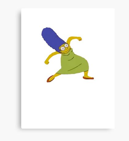 Marge Krumping Canvas Print
