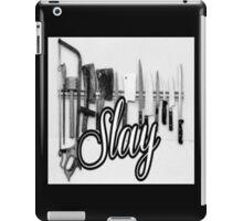 Slayy iPad Case/Skin