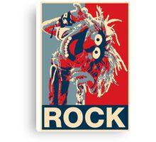 Hombre camiseta, Los Muppets Animal Rock Póster Ideal regalo de cumpleaños Canvas Print