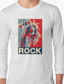 Hombre camiseta, Los Muppets Animal Rock Póster Ideal regalo de cumpleaños Long Sleeve T-Shirt
