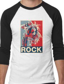 Hombre camiseta, Los Muppets Animal Rock Póster Ideal regalo de cumpleaños Men's Baseball ¾ T-Shirt