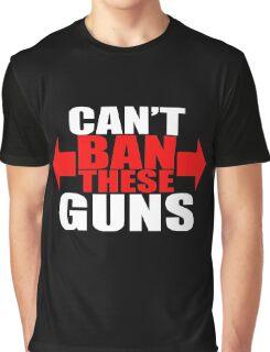 Ban These Guns Graphic T-Shirt